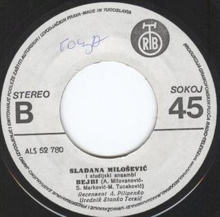 Sladjana (Aleksandra) Milosevic - Diskografija  R-102513