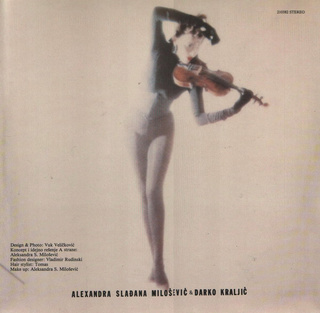 Sladjana (Aleksandra) Milosevic - Diskografija  R-138914