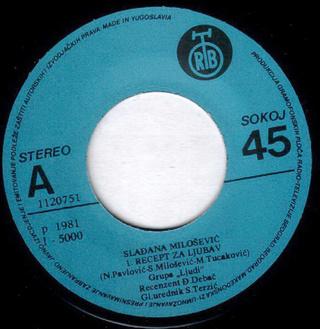 Sladjana (Aleksandra) Milosevic - Diskografija  R-173912