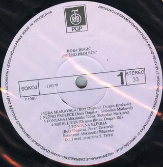 Bora Dugic - Diskografija  R-205413