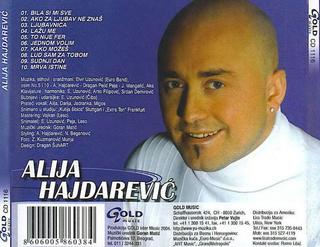 Alija Hajdarevic - Diskografija  R-235010
