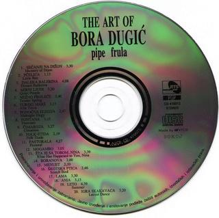 Bora Dugic - Diskografija  R-258812
