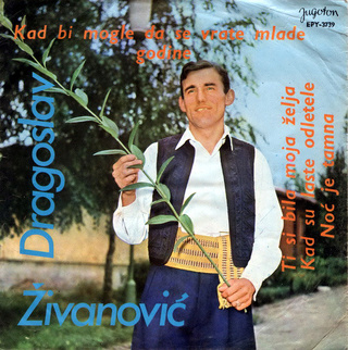 Dragoslav Živanović Troša - Diskografija R-263711