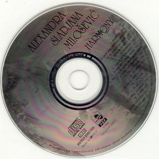 Sladjana (Aleksandra) Milosevic - Diskografija  R-326311