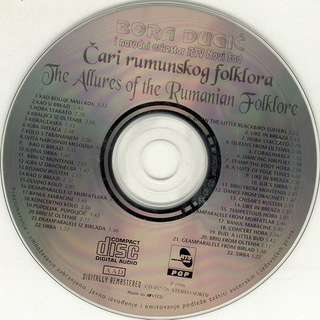 Bora Dugic - Diskografija  R-340512