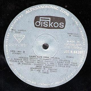 Senada Redzic - Diskografija  R-342412