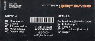 Osvajaci - Diskografija  R-356010