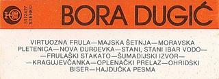 Bora Dugic - Diskografija  R-372912