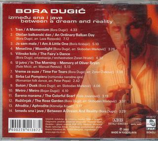 Bora Dugic - Diskografija  R-501910
