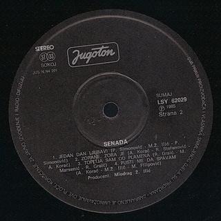 Senada Redzic - Diskografija  R-509911