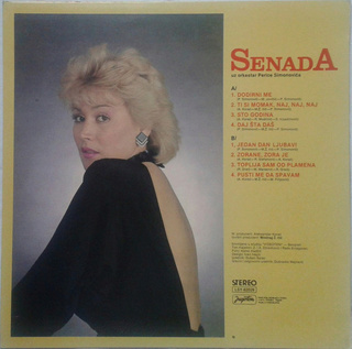Senada Redzic - Diskografija  R-509912
