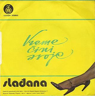 Sladjana (Aleksandra) Milosevic - Diskografija  R-554911