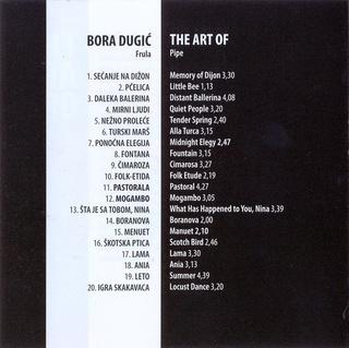 Bora Dugic - Diskografija  R-575910