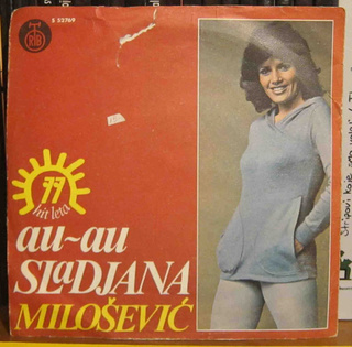 Sladjana (Aleksandra) Milosevic - Diskografija  R-764110