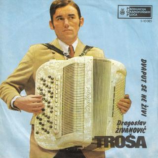Dragoslav Živanović Troša - Diskografija R-796013