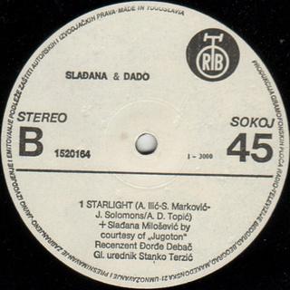 Sladjana (Aleksandra) Milosevic - Diskografija  R-802110