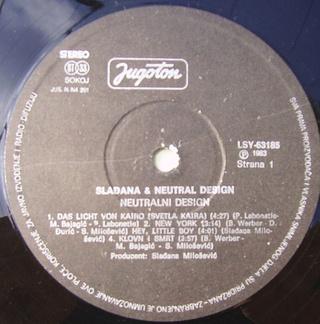 Sladjana (Aleksandra) Milosevic - Diskografija  R-895811