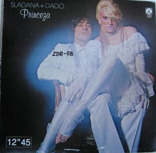Sladjana (Aleksandra) Milosevic - Diskografija  R-910010