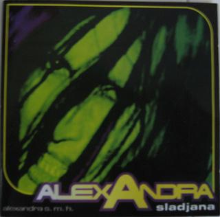 Sladjana (Aleksandra) Milosevic - Diskografija  R-911010