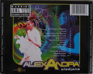 Sladjana (Aleksandra) Milosevic - Diskografija  R-911012