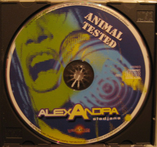 Sladjana (Aleksandra) Milosevic - Diskografija  R-911013