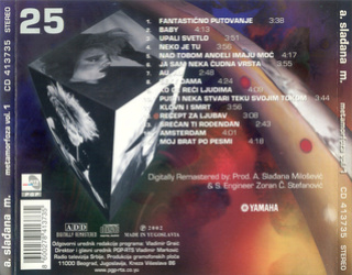 Sladjana (Aleksandra) Milosevic - Diskografija  R-976510