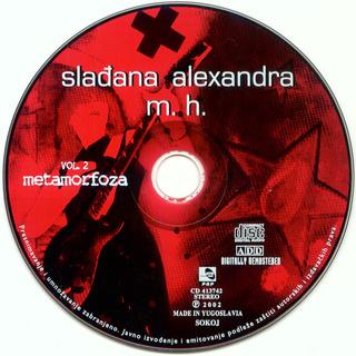 Sladjana (Aleksandra) Milosevic - Diskografija  R-976612