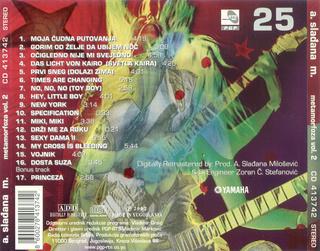 Sladjana (Aleksandra) Milosevic - Diskografija  R-976613