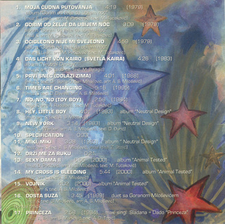 Sladjana (Aleksandra) Milosevic - Diskografija  R-976614