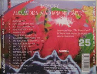 Sladjana (Aleksandra) Milosevic - Diskografija  R-977312