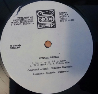 Senada Redzic - Diskografija  R-984312
