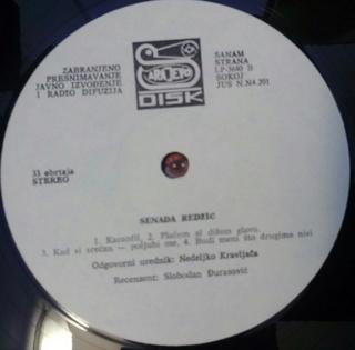 Senada Redzic - Diskografija  R-984313