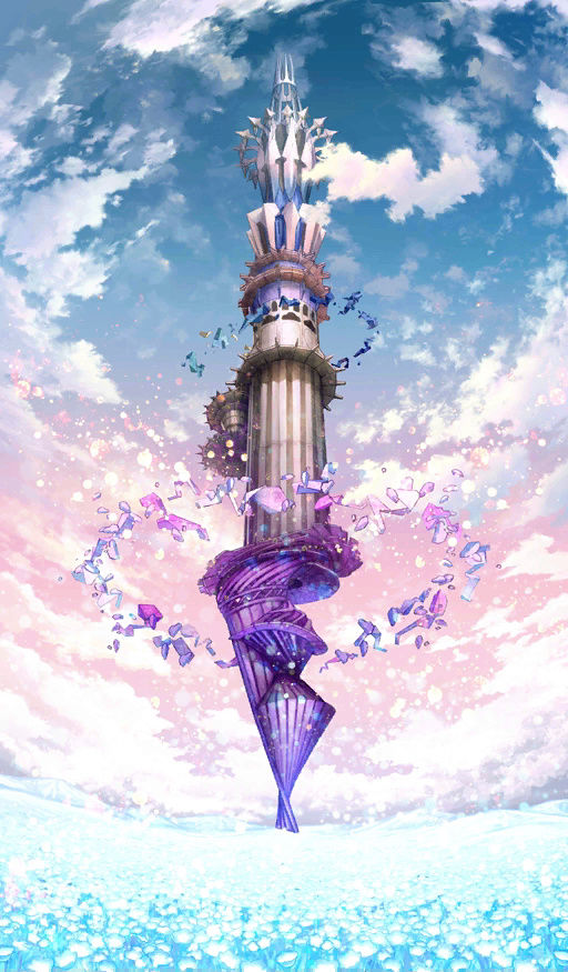 The Magus of Flowers Merlin Tower_10