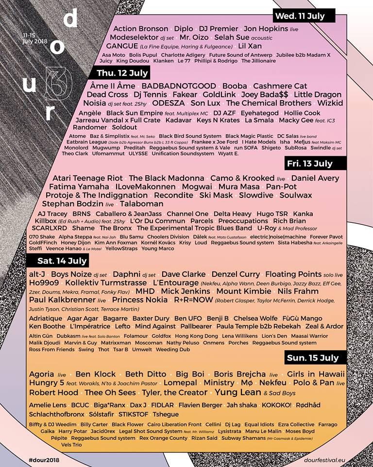 2018 - Festivals 2018 - Page 19 Dour10