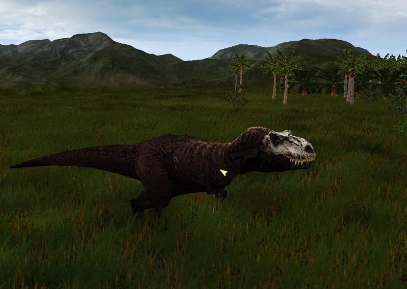 Dinosaur revolution T-Rex Jack10