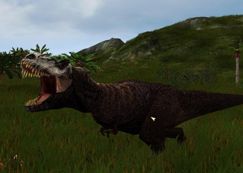 Dinosaur revolution T-Rex Jack_210