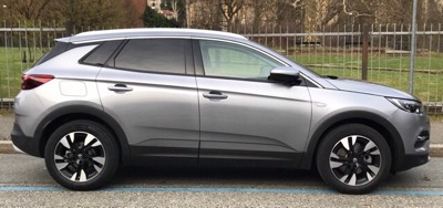 La mia Grandland x 1500 cc turbodiesel 130cv innovation opel eye 135e1f10