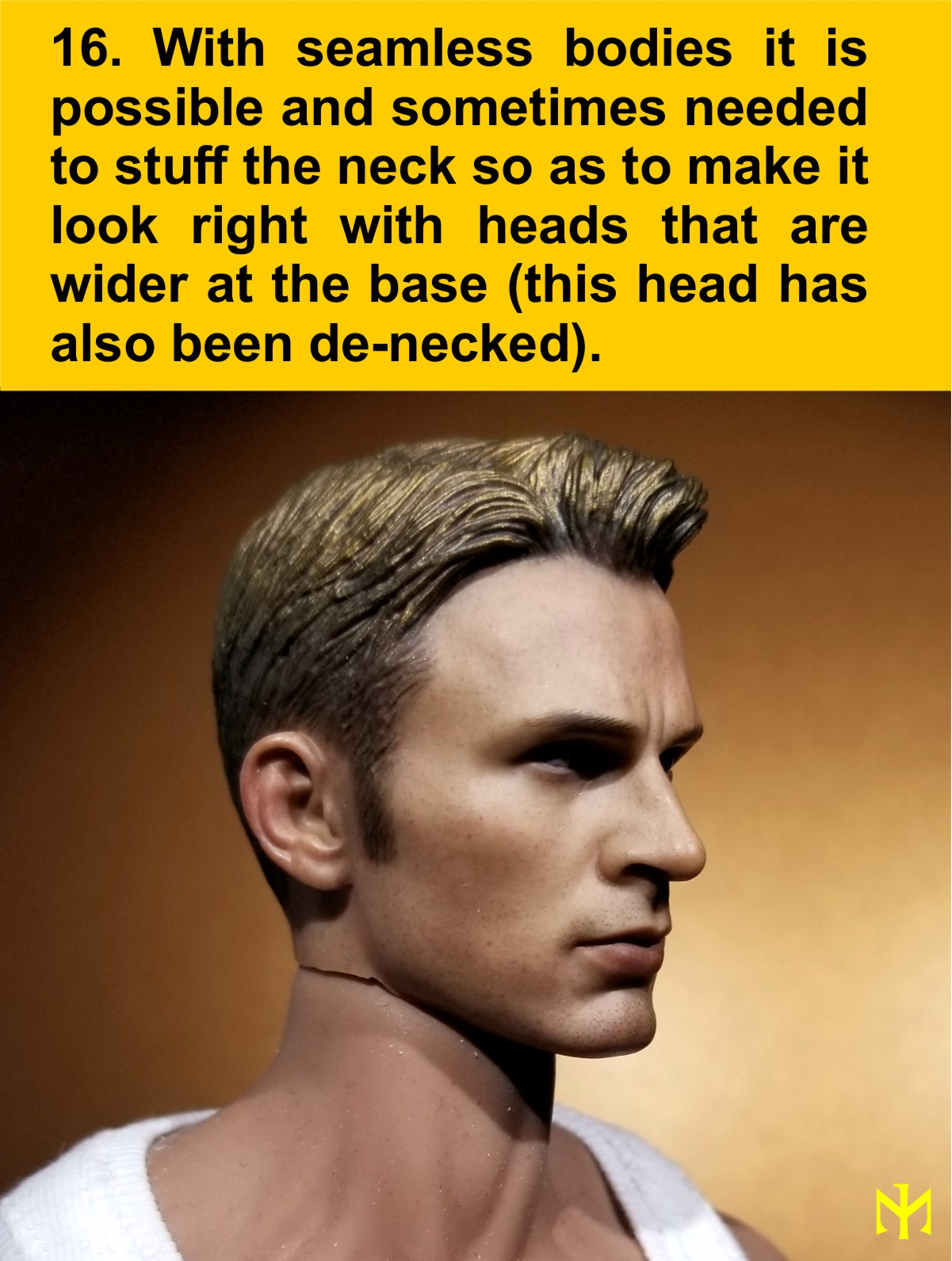 Head Conversion Tutorial (updated with Part III - June 2019) Deneck26