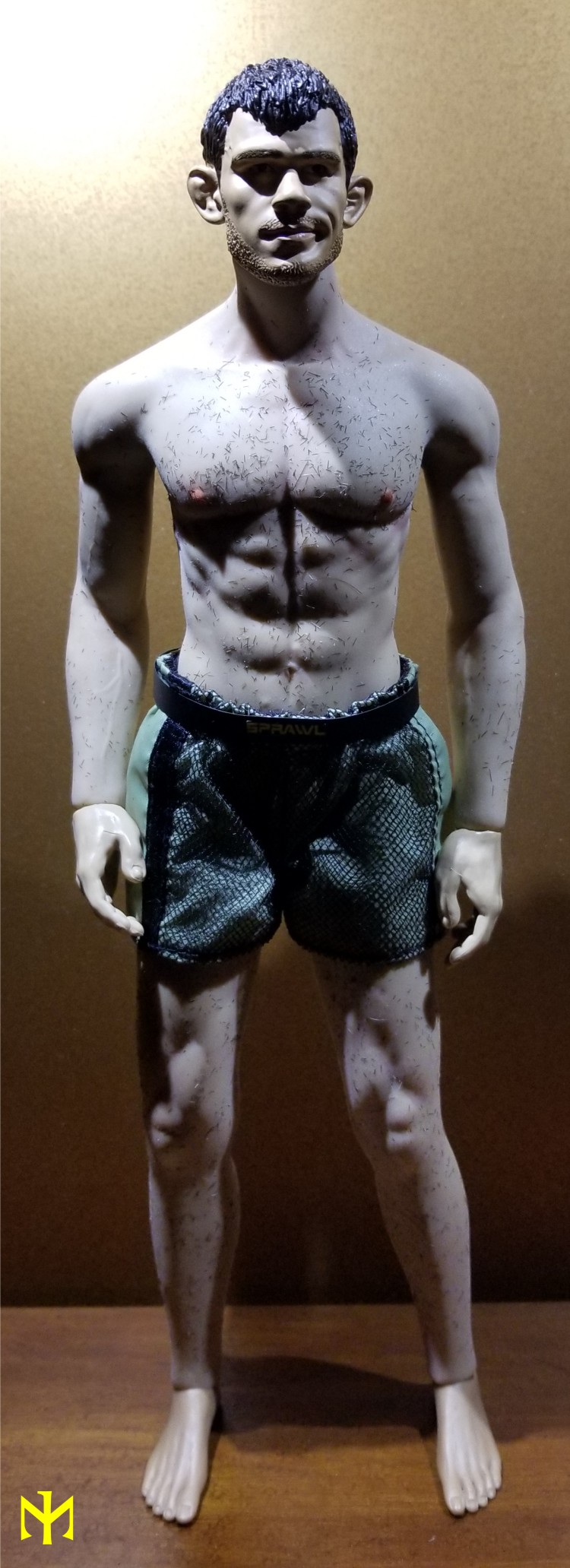 ufc - Kitbash UFC Champion Forrest Griffin Forgri12