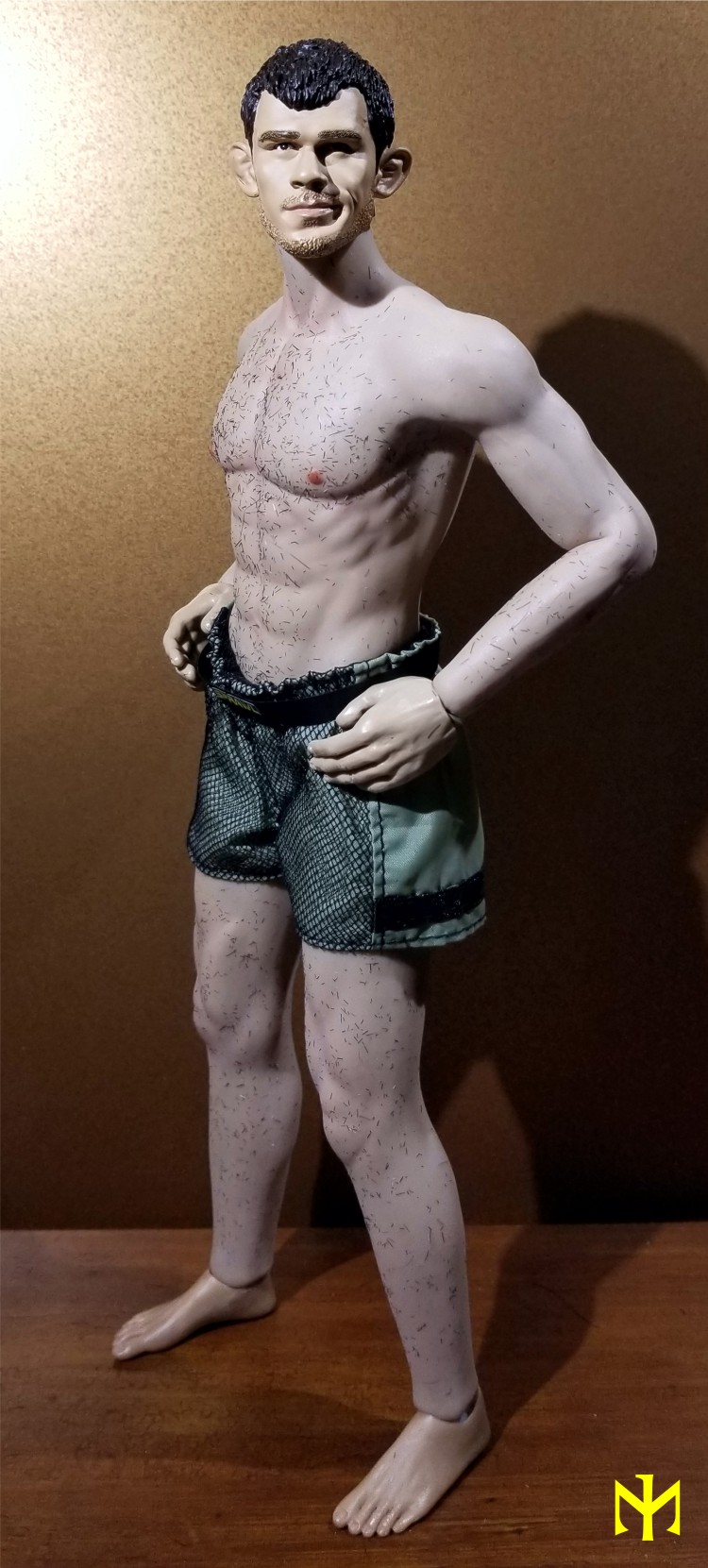 ufc - Kitbash UFC Champion Forrest Griffin Forgri14