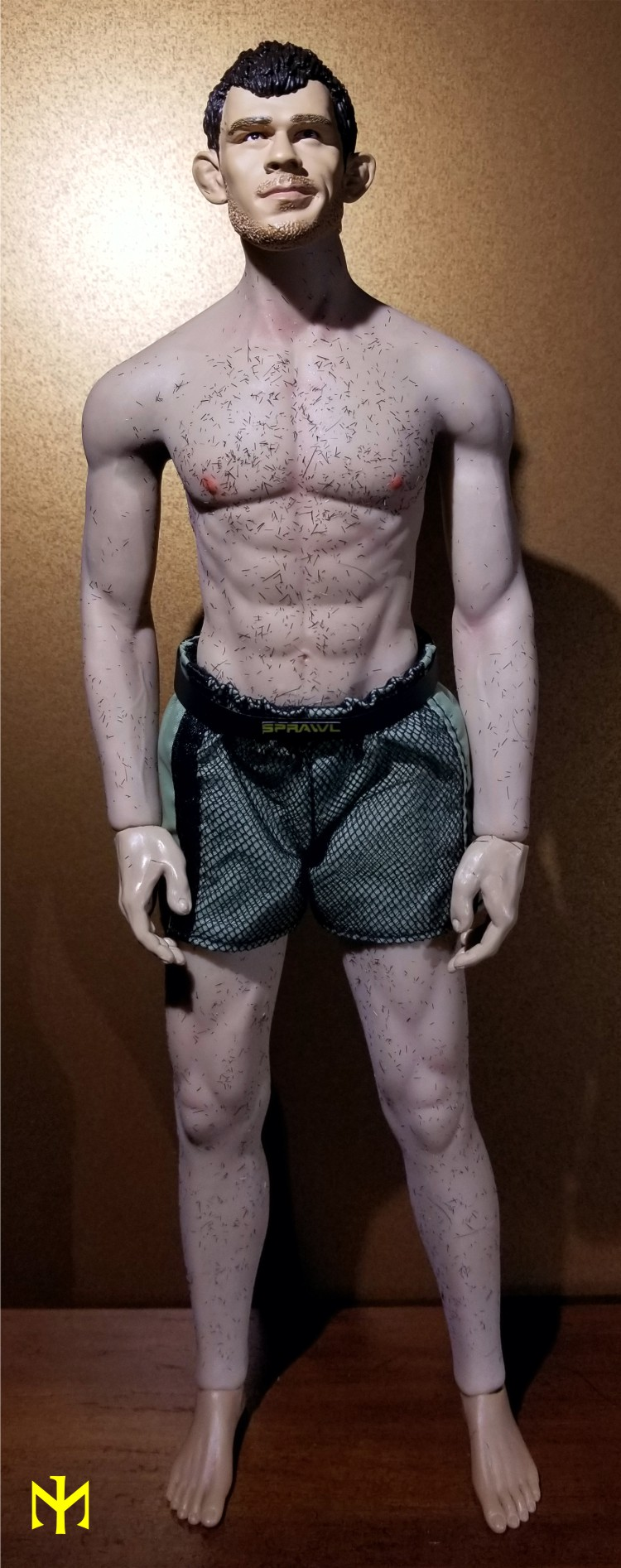 ufc - Kitbash UFC Champion Forrest Griffin Forgri15