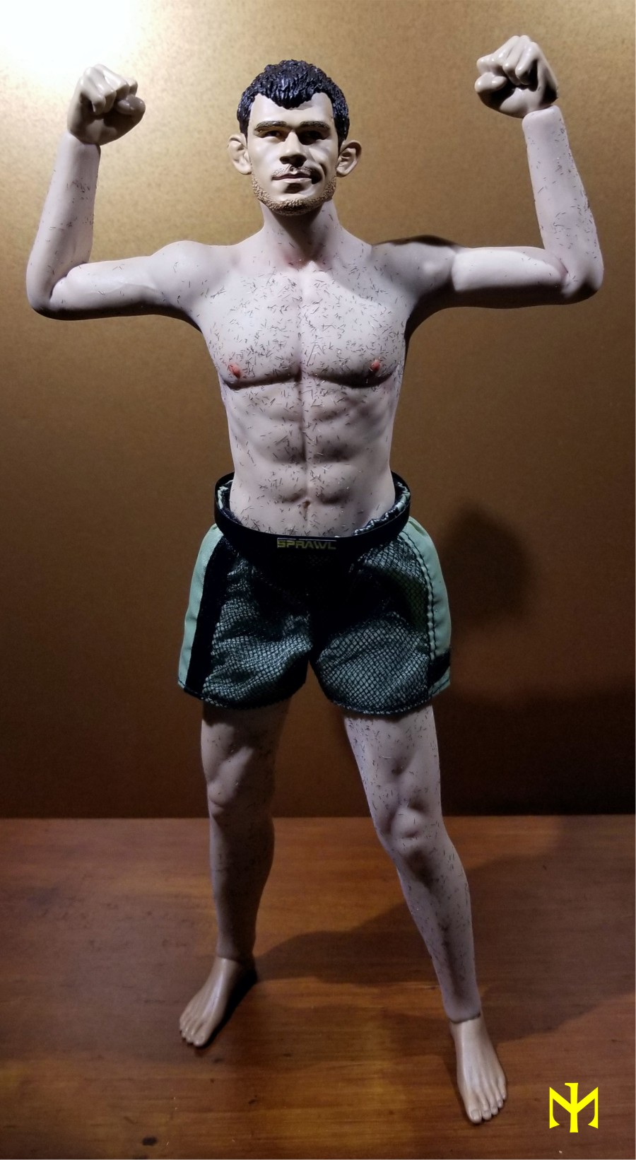 ufc - Kitbash UFC Champion Forrest Griffin Forgri17