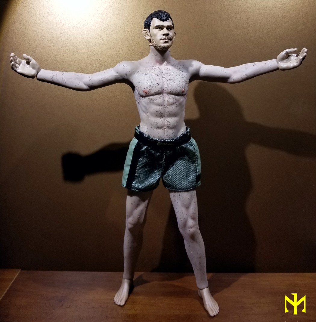 ufc - Kitbash UFC Champion Forrest Griffin Forgri18