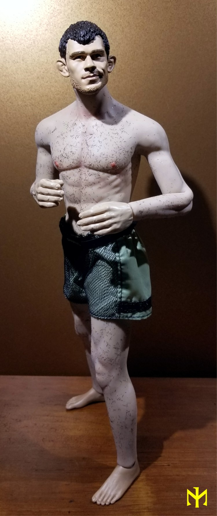 ufc - Kitbash UFC Champion Forrest Griffin Forgri19