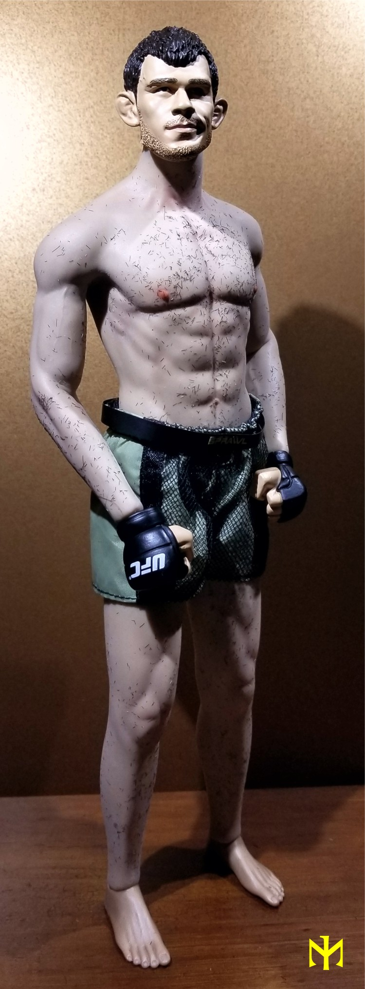 ufc - Kitbash UFC Champion Forrest Griffin Forgri21