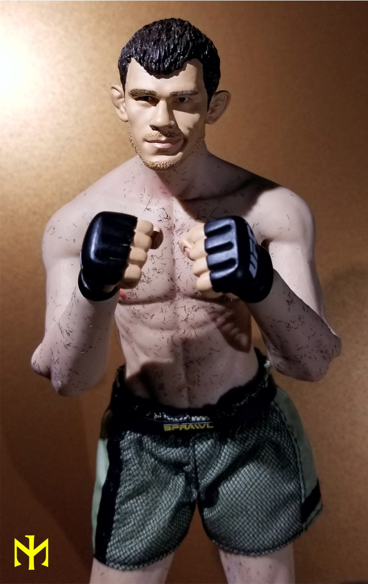 ufc - Kitbash UFC Champion Forrest Griffin Forgri22