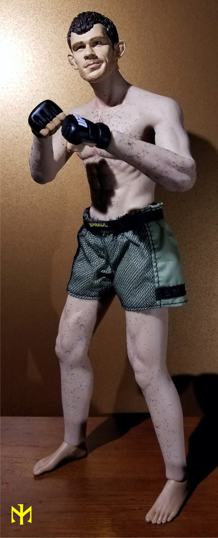 ufc - Kitbash UFC Champion Forrest Griffin Forgri24