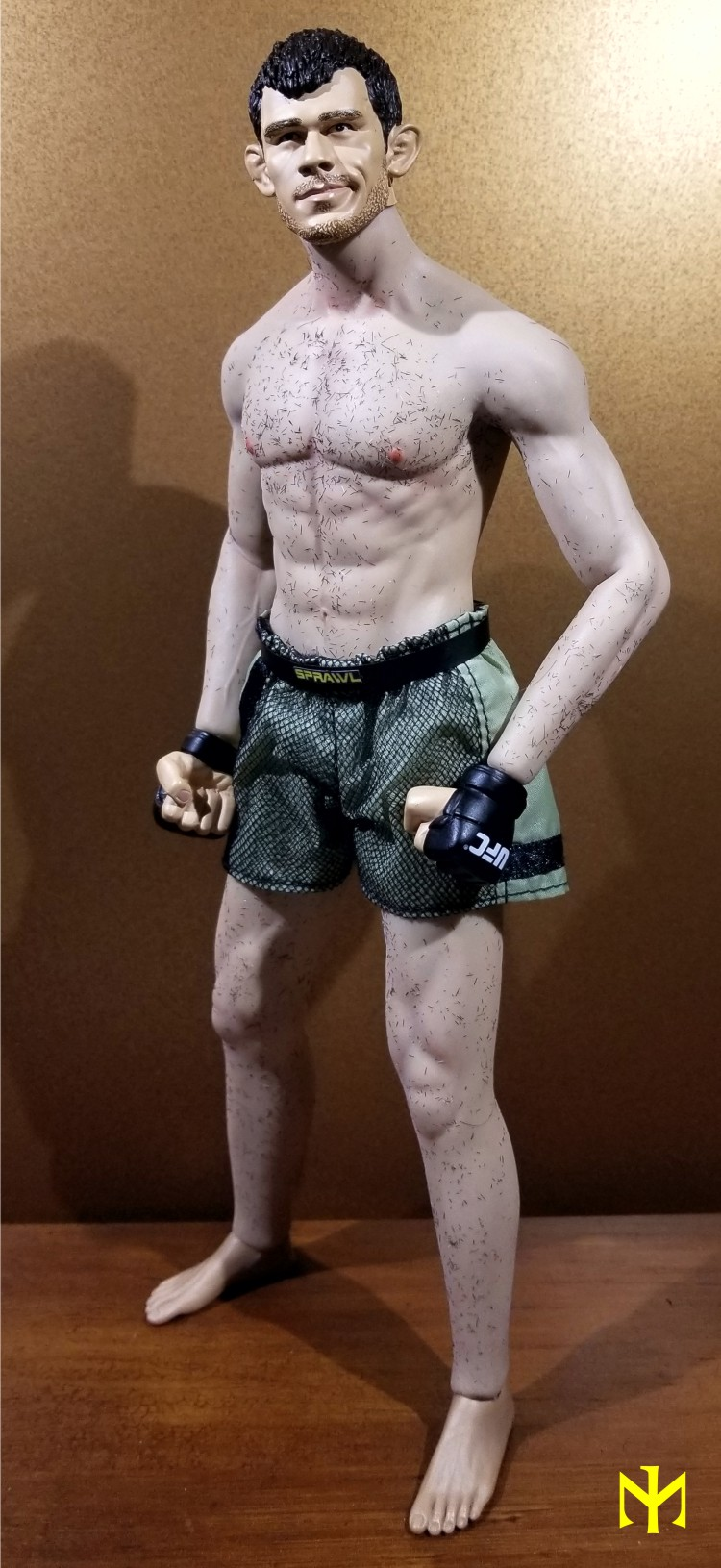 ufc - Kitbash UFC Champion Forrest Griffin Forgri27