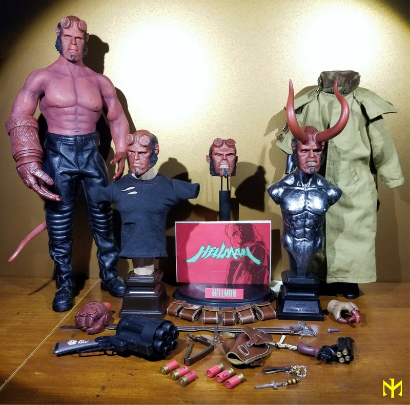 Topics tagged under hellboy on OneSixthFigures Hmart015