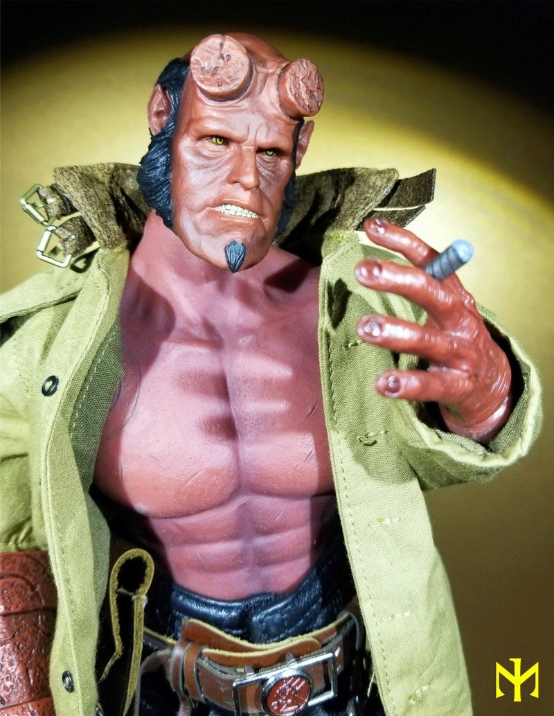 Topics tagged under hellboy on OneSixthFigures Hmart018